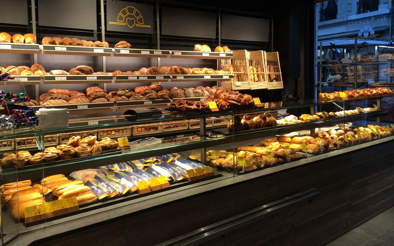 Au Coeur des Saveurs, Votre boulangerie de qualité à Nyon et à Gland